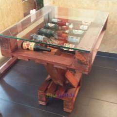 Mobiliario con palets y cajas palegalicia - Mobiliario con palets ...